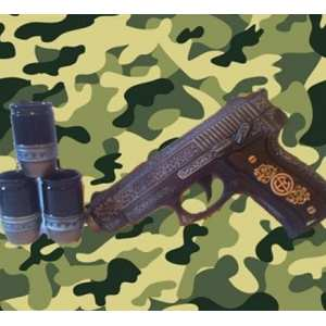Набор «Пистолет» без подставки 4 предмета (32 шт. в ящ.)