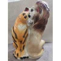 Копилка Пара тигры  (10 шт в ящ)