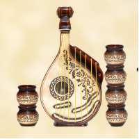 Винный набор Бандура шамот (12 шт. в ящ.)