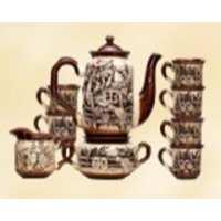 Кофейный набор 9пр Мини шамот (11 шт. в ящ.)