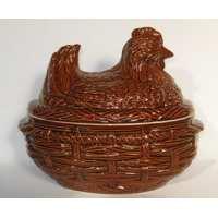 "жаровня ""курица"" (8 шт в ящ.)"