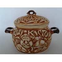 супник «повар» шамот  (8 шт в ящ.)