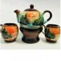 Чайный набор Природа 4 предмета (15 шт. в ящ.)