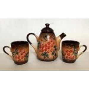 Чайный набор Эспрессо, 3 предмета (30 шт. в ящ.)