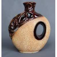 ваза  Оптима резная  ( 27 шт в ящ.)