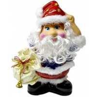 Дед Мороз №2 декор 40см (4 шт в ящ.)