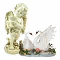 Сувениры и статуэтки из гипса
