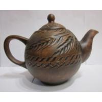 Чайник 1,5 л красная глина  (12 шт. в ящ.)
