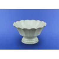 Креманка белая, диаметр 12 см (48 шт. в ящ.)