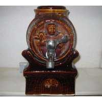 Бочка для пива на керам. подставке Монах 5 л. кор. (3 шт. в ящ.)