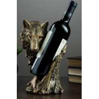 Подставка под бутылку Волк  (15 шт в ящ)