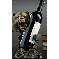 Подставка под бутылку Медведь (15 шт в ящ)