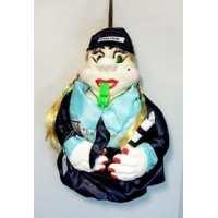 Кукла оберег Полицейский 40см  (13 шт в ящ)