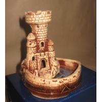 Пепельница Крепость круглая (54 шт. в ящ.)